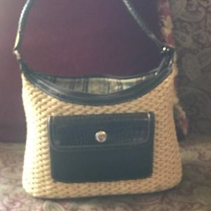 BRIGHTON STRAW BAG